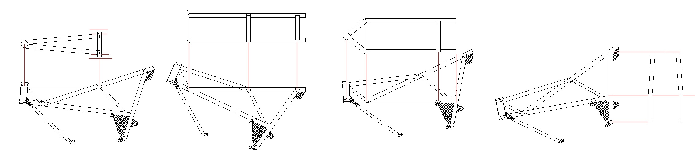 Highwayman F37 chassis projections