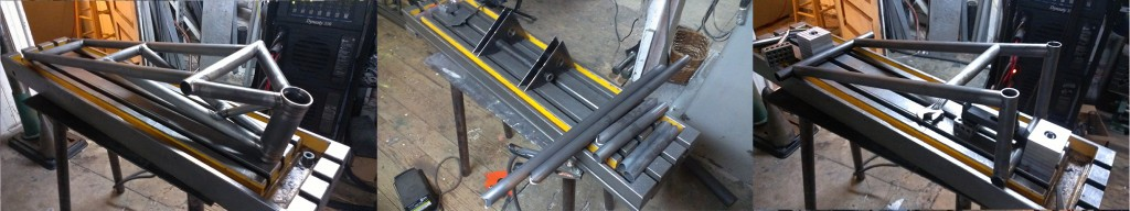 frame tube welding 2